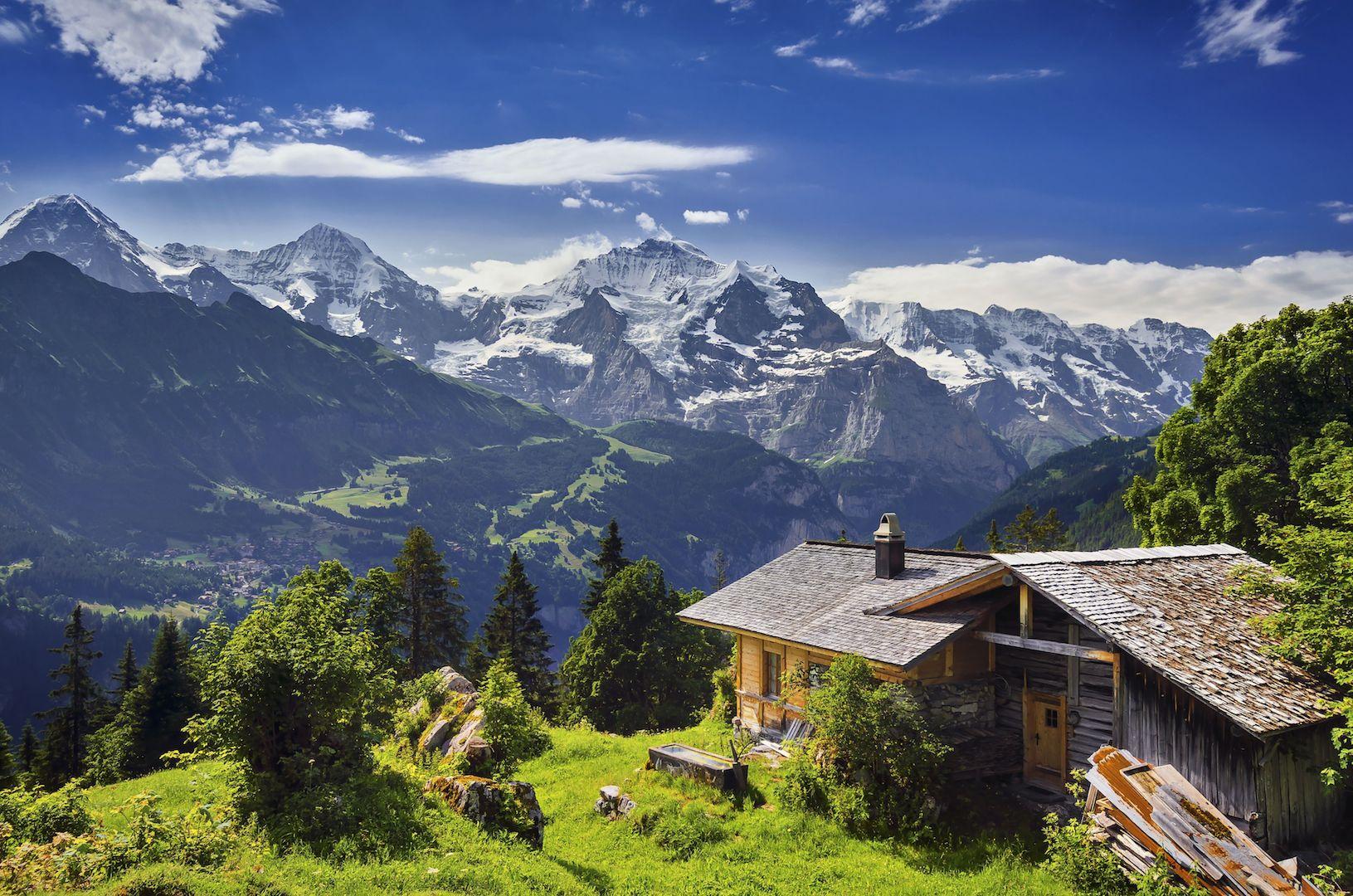 Circuit organis italie suisse s jour sur mesure lc - Alpen dekoration ...